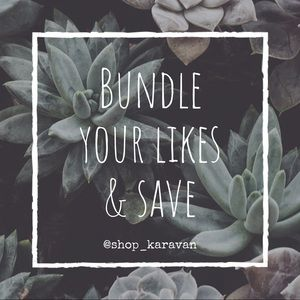 Other - Bundle your likes and save